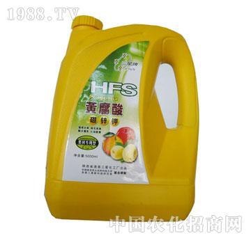 瑞尔农资-黄腐酸硼锌钾