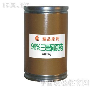 东方-98%三唑酮原药