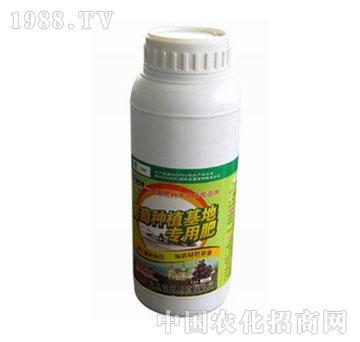 嘉特-葡萄专用叶面肥
