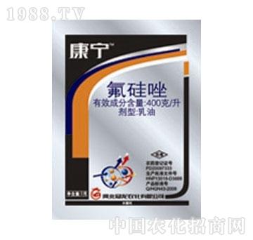冠龙-40%康宁(氟硅唑)EC