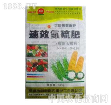鲁西南-速效氮硫肥