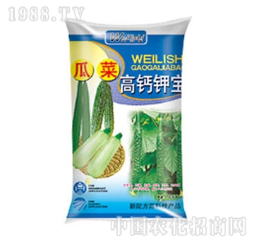 助农科技-瓜菜高钙钾宝