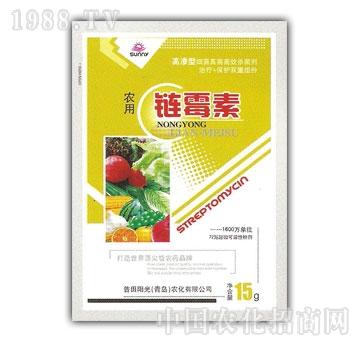 春雨生物-农用链霉素