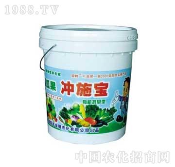 邵阳金穗农化-10kg蔬菜瓜果冲施宝(水剂)