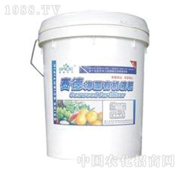 赛德科技-柑桔海藻有机液肥