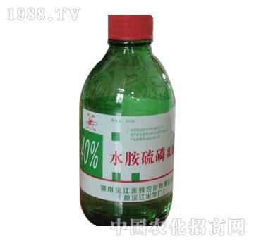 赤蜂-水胺硫磷