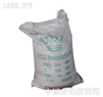广冠-天然硫镁肥