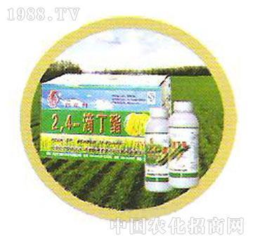 黑龙-2,4一滴丁酯乳油