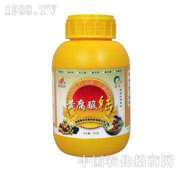 秦水-黄腐酸钙