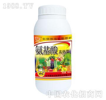 润田-氨基酸高钙型
