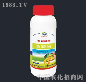 天顺-卷钻双绝-4%鱼藤酮乳油