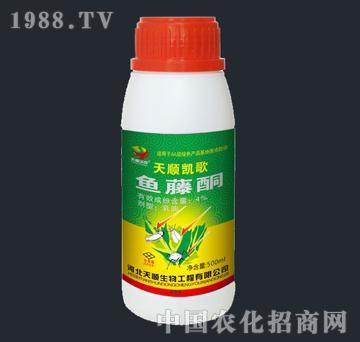 天顺-天顺凯歌-4%鱼藤酮乳油