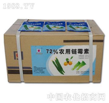 曙光-72%农用链霉素(箱装)