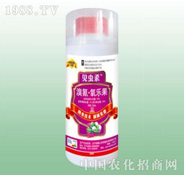 泽鑫-见虫杀-16%溴氰氧乐果