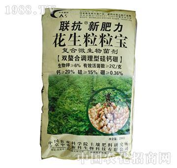 复合微生物菌剂-花生粒粒饱-千禾春