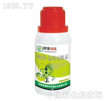 220克嘧菌氨基寡糖素-妙达-科濮生化
