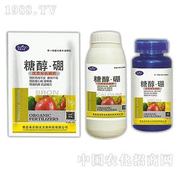 优质有机硼肥-糖醇硼-美农生物