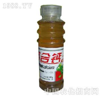 螯合钙水剂-益妙螯合