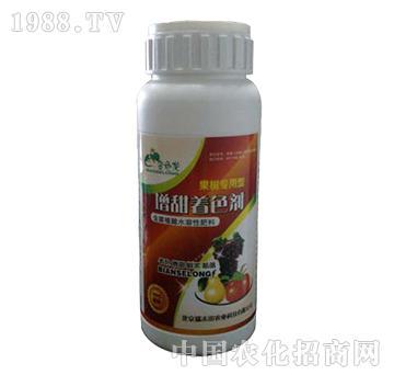 增甜着色剂-果树专用型-瑞禾田