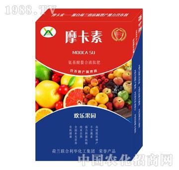 欢乐果园氨基酸螯合液肽肥-摩卡素-强芯国际