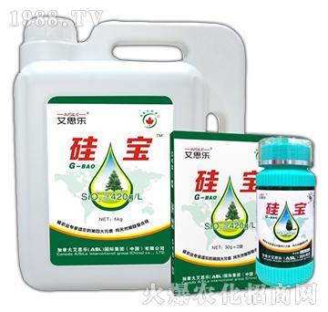 硅宝-纯天然糖醇螯合硅-艾思乐