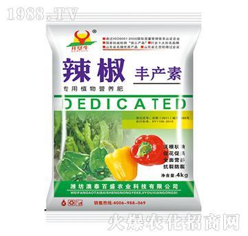 辣椒丰产素-开垦牛