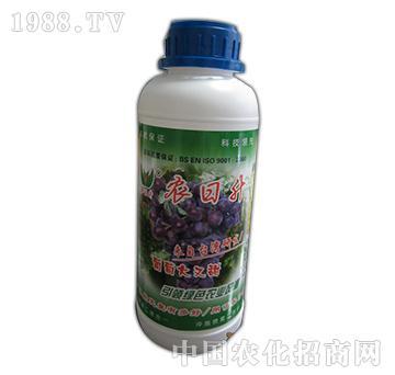 农日升-葡萄专用叶面肥-农旺生物