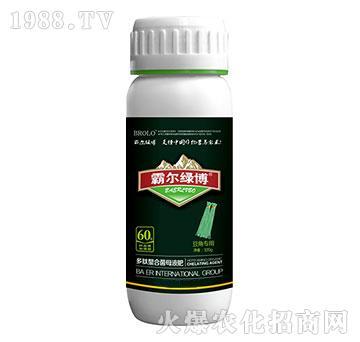 豆角专用叶面肥瓶-霸尔绿博