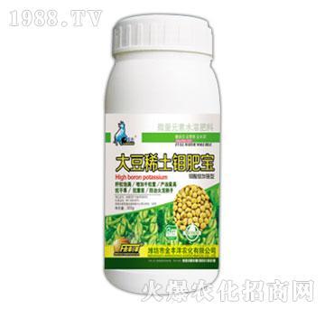 大豆稀土钼肥宝-金丰洋