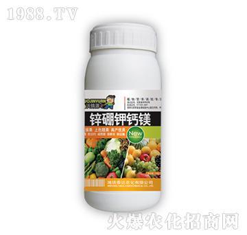 锌硼钾钙镁-泰达农化