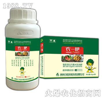 桃树杏树有机同位元素长效液肥(套装)-农一肥-力诺农业