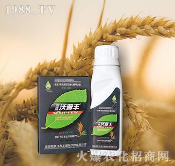 小麦氨基松脂菌露母液叶面肥-沃普丰