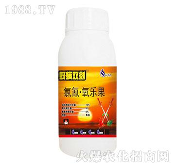 10%氯氰氧乐果-蚜螨双剑-天润三禾