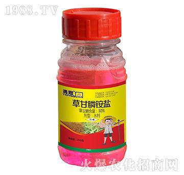 30%草甘膦铵盐200克-勇冠乔迪