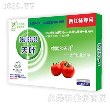 西红柿专用叶面肥-德默尔天叶