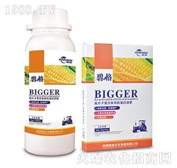 玉米专用高分子复合肽有机蛋白液肥-碧格-瀚森