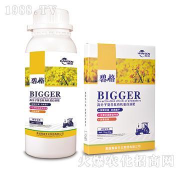 油菜专用高分子复合肽有机蛋白液肥-碧格-瀚森