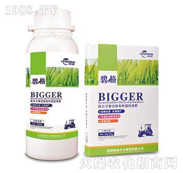小麦专用高分子复合肽有机蛋白液肥-碧格-瀚森