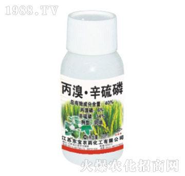 40%丙溴・辛硫磷-东宝