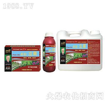茶树烟草花卉园林作物营养增产精华液-叶旺・立果-海俐丹
