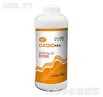 卡罗丹螯合铁肥-森禾