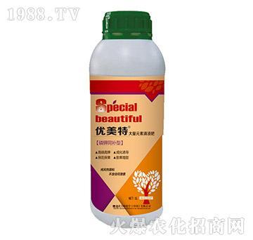 磷钾同补型大量元素清液肥-优美特