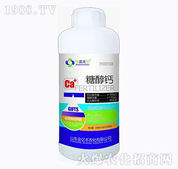优质有机钙肥-糖醇钙-锦嘉禾秀-金亿丰