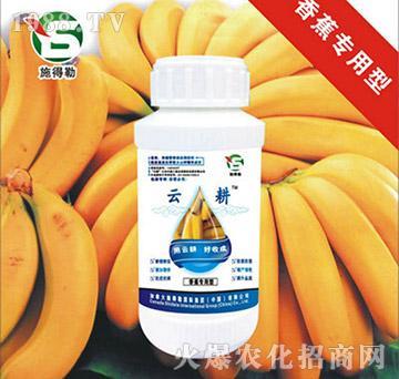 香蕉专用型叶面肥-云耕农业