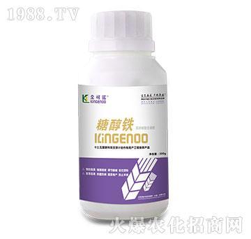 高浓缩螯合液肥-糖醇铁-金可诺