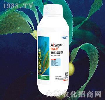 高活性海藻有机液肥-(1kg)藻美思-海诺威