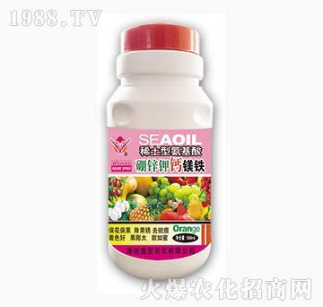 稀土氨基酸-硼锌钾钙镁铁-鑫亚