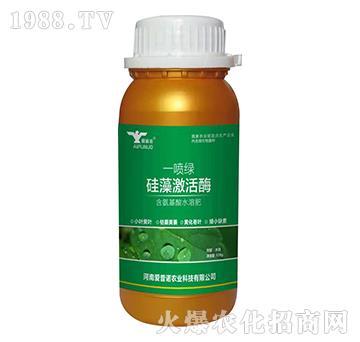 硅藻激活酶-一喷绿-爱普诺