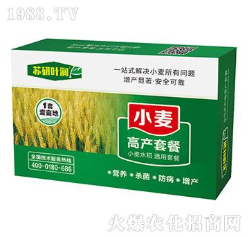 小麦高产套餐-苏研印象
