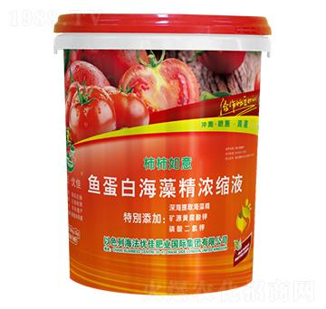 鱼蛋白海藻浓缩液-柿柿如意-海法优佳